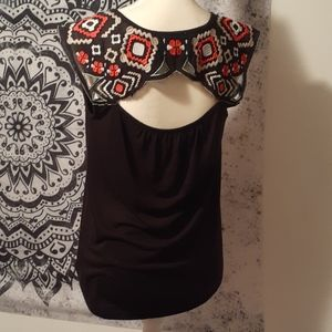 Maurices Cutout Top